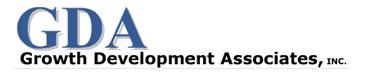 Growth Development Associates Logo