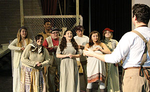Butler Theatre Production - Urinetown